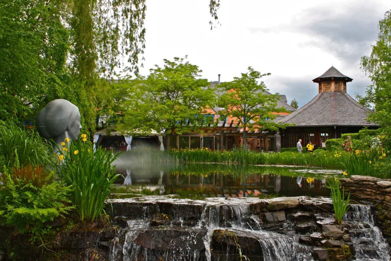 5 Elements Of The Japanese Garden